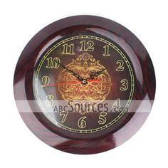China Wholesale New Grey Art Wall Clock, DIY Clock, Ornamental Clocks Modern Design Home Decoration 80543