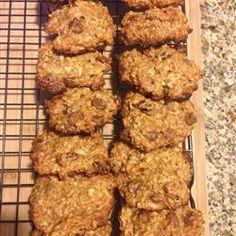 Quinoa Cookies Allrecipes.com