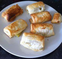 Camping Recipe: Rhubarb Sausage Rolls