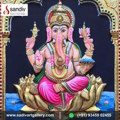 Tanjore Painting, Traditional Paintings, Online Painting, Ganesha, Paintings For Sale, Sketches, Wisdom, Princess Zelda, Science