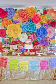 Mexican Inspired Baby Shower   The Little Umbrella