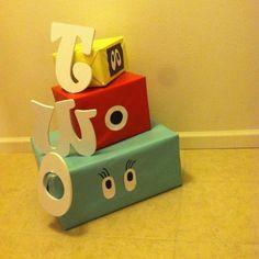 Yo gabba birthday entrance decoration