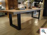 Industriele robuuste tafel Montreuil (4)