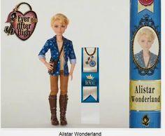 Claudette Violetta: Nuevo Ever After High: Alistar Wonderland