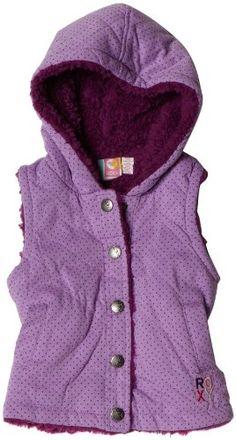 Roxy Kids Girls 2-6x Teenie Wahine Sweet Mare Vest
