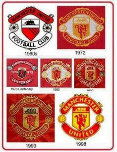 Crest. UNITED through time