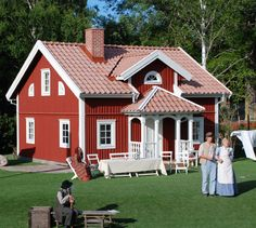 Where fairy-tales come to life | Astrid Lindgrens Värld , Sweden