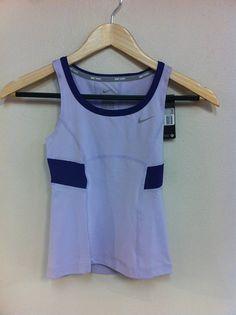 Nike power 2-tone Purple  R229 (XS,S,M,L,XL)