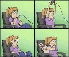How Girls Play Video Games