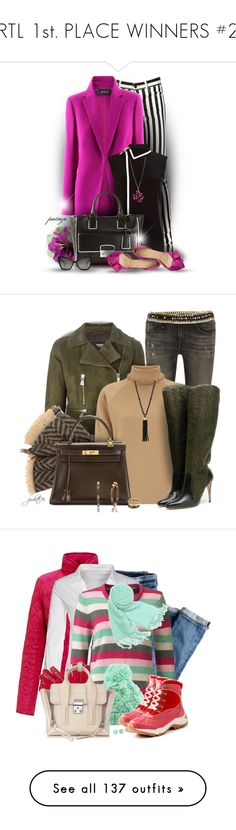 """""""RTL 1st. PLACE WINNERS #2"""" by marion-fashionista-diva-miller ❤ liked on Polyvore featuring Yves Saint Laurent, Akris, Preen, MICHAEL Michael Kors, Kate Spade, Chanel, Dana Reed, Malaika, women's clothing and women"""