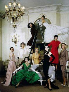 Vintage Dior.