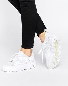 Puma Blaze Of Glory Yin Yang White Sneakers