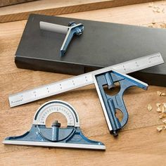 How to Choose a Combination Square | Rockler Skill Builders