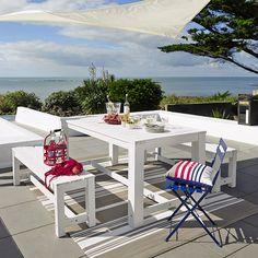 Mobiliario y decoración de jardín - Costero   Maisons du Monde