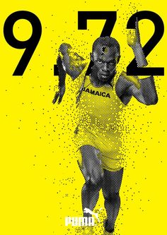 The colour scheme used links in well with the Jamaican national colours and also…: