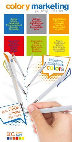 BOLIGRAGOS PUBLICITARIOS. económicos y de calidad. #ecocartel #merchandasin #psiclogiadelcolor Marketing, Map, Psicologia, Location Map, Maps