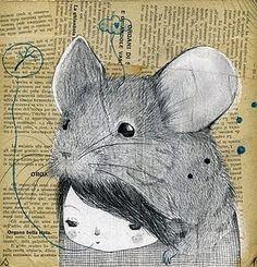 Pinzellades al món: Il·lustracions de Sefora Pons: tendresa animòrfica