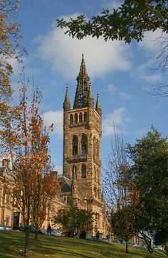 University of Glasgow, founded Glasgow, Scotland I studied there in the sixties Wonderful unforgetable years Places In Scotland, Scotland Travel, Glasgow Scotland, England And Scotland, Cool Places To Visit, Places To Go, Beautiful World, Beautiful Places, Great Britan
