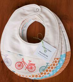 Organic Baby Bib dans notre collection par organicquiltcompany, $16.00