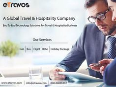 eTravos had been dedicated towards the cause of travel industry for some time now. As a leading online travel portal development company in India, we take care of complete Travel Portal development, Cloud Travel Technology Solution