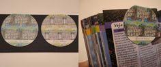 Marcador de página – imã:  o marcador de páginas retrata os pontos turísticos da cidade com desenhos delicados e feitos à mão. Eles são uma ótima opção para quem perde esse tipo de acessório com frequência.