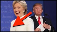 TRUMP NOTICED 1 THING ABOUT HILLARY'S SUIT LAST NIGHT THAT'LL MAKE YOU W...