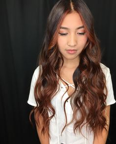 nice 45 Thrilling Ways of Achieving the Red Ombre Hair - Sassy Flames
