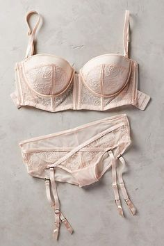 Natori Garter Briefs - anthropologie.com