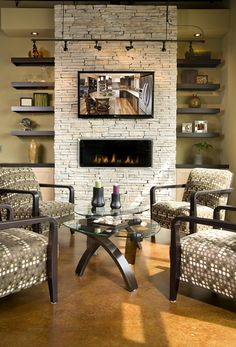 fireplace remodel - Google Search