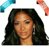 slightly wavy texture super easy to maintain full lace wig