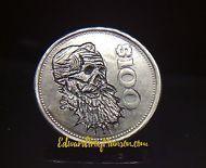 Hobo Coin with Skull Artwork !!!