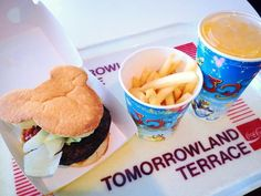 Tokyo Disneyland- I miss seeing Mickey-shaped everything :(