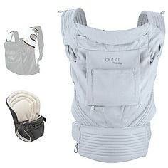 The Onya Baby Cruiser Bundle Baby Carrier has everything a parent could want. Ready for use with a newborn and easily adjustable as your baby grows. Extremely comfortable for both your baby and you, this carrier features a unique hidden, built-in seat. Great Value $149.00 @buybuybaby