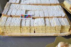 Prajitura Alba ca zapada reteta veche, clasica, cu foi cu amoniac (amoniu) umplute cu crema de lamaie cu unt. Cunoscuta ca prajitura Lamaita, Alba ca Zapada Best Pastry Recipe, Pastry Recipes, Romanian Desserts, Romanian Food, Cheesecake Recipes, Dessert Recipes, Pastry Cake, Butcher Block Cutting Board, Cake Cookies