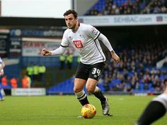George Thorne on top form this season