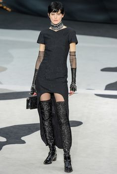 FALL 2013 READY-TO-WEAR  #Chanel