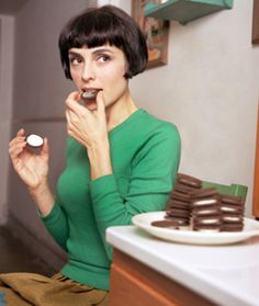 Q: What is the best way to run damage control after a sugar binge?A: Sugar. We're programmed to like it from birth, our brains get addicted to it like any other drug, but our waistline detests it.