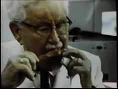 Old KFC commercial