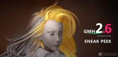 GMH v2.6 for Autodesk Maya Sneak Peek - Plugins Reviews and Download free for CG Softwares