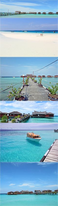 Maratua Island is a small island next to Borneo Island, northern kalimantan, Indonesia  is an unexplored luxury resort for vacation. Come and experience the Luxury Resort of Maratua Paradise Resort located next to Borneo Island. #hotel #resort #luxuryresort #holiday #vacation #travel