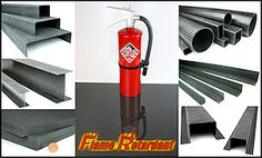 Dragonplate flame retardant carbon fiber products are manufactured using flame retardant epoxy resins that resist the spread of fire, making them ideal for aviation and marine applications. Dragon