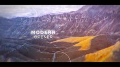 VideoHive - Modern Parallax Opener Slideshow - Project for After Effects After Effects Projects, After Effects Templates, In This Moment, Abstract, Blog, Trendy Tree, Summary, Blogging
