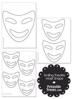 Masks made by Alyssa Ravenwood for Ensemble Loupan's