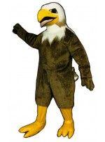 Mascot costume #1008-Z Screaming Eagle Mascot Costume