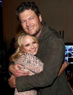 Love Blake and Miranda!