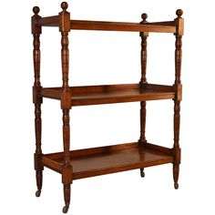 Shelf Supports, Linen Pillows, One Kings Lane, 19th Century, Bookcase, Furniture Design, Shelves, The Originals, Antiques