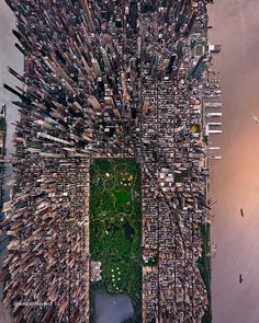 New York City from above 🚁 Discover your next NYC adventure on 📷 New York Trip, Photo New York, New York City Photos, Central Park, Skyline Von New York, Photographie New York, City From Above, New York From Above, Ville New York