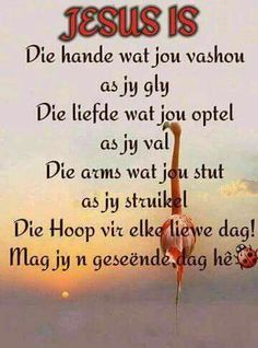 Discover recipes, home ideas, style inspiration and other ideas to try. Prayer Scriptures, Bible Prayers, Good Morning Greetings, Good Morning Wishes, Morning Messages, Uplifting Christian Quotes, I Love You God, Afrikaanse Quotes, Inspirational Qoutes