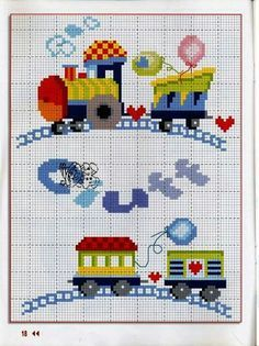 Baby Cross Stitch Patterns, Cross Stitch For Kids, Cross Stitch Baby, Cross Stitch Charts, Baby Knitting Patterns, Cross Stitch Designs, Cross Stitching, Cross Stitch Embroidery, Embroidery Patterns
