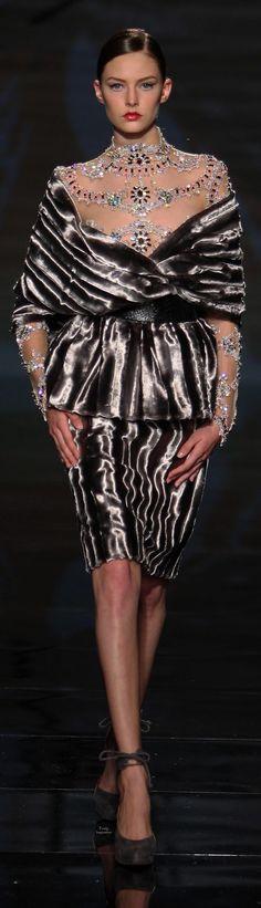 Fausto Sarli, Haute Couture FW2009